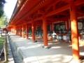 春日大社・回廊3