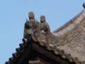 興福寺の鬼瓦
