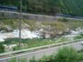 中山七里を車窓から2