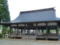 水無神社・絵馬殿2