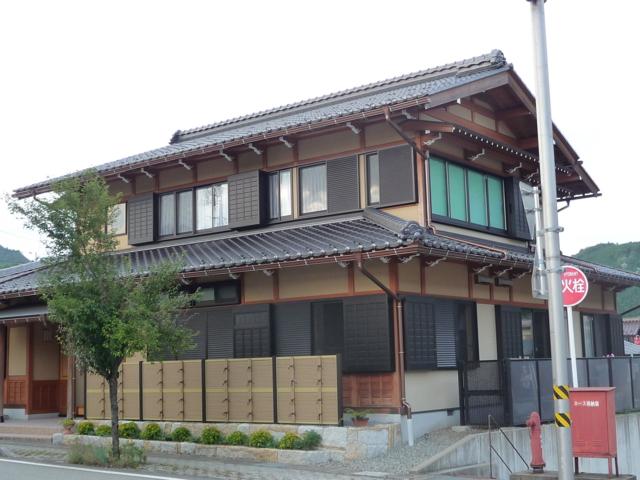 飛騨高山の民家3