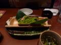 夕食・千年の宴にて7