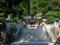 桜山八幡宮の本殿