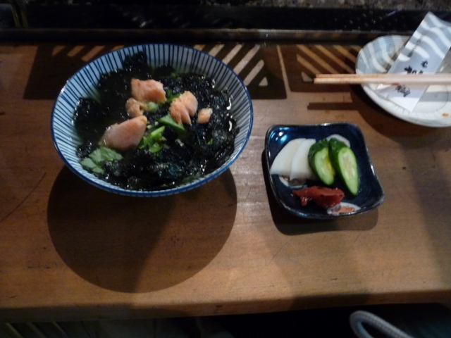 京やで夕食4