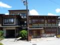 飛騨古川の民家