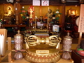 高野山・熊谷寺の独鈷