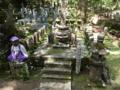 高野山・市川団十郎墓所