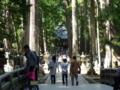 高野山・奥之院前