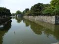 和歌山城の堀
