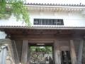 和歌山城・天守閣の門
