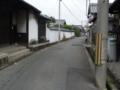 紀州街道・樫井町付近4