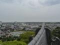 岸和田城天守閣の風景1