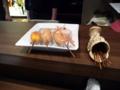 夕食・串かつおまかせコース3
