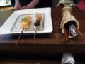 夕食・串かつおまかせコース6