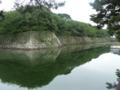彦根城の堀1