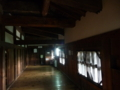 彦根城・天守閣の中1