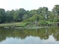 玄宮園の池3