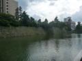 福井城の堀