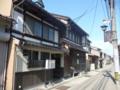 金沢・ひがし茶屋街4
