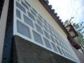 金沢城・海鼠壁