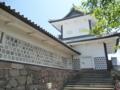 金沢城・石川門・内側
