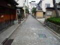 金沢・武家屋敷の通り4