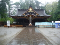 大崎八幡宮・拝殿