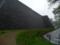 青葉城跡への道