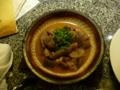 牡鹿半島で夕食3