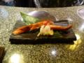 牡鹿半島で夕食4
