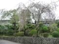 御釜神社の境内