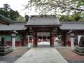 塩釜神社・門