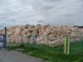 多賀城・震災のゴミ