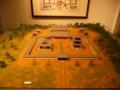多賀寺の模型