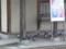 雨宿りする鳩たち・竹駒神社の境内にて