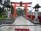 竹駒神社の境内