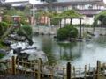 竹駒神社の三匹の鶴