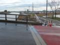 貞山堀と橋