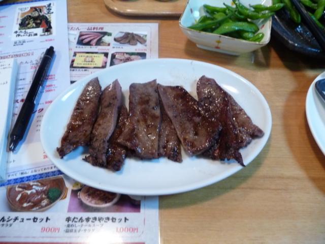 喜助で夕食4