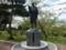 川村重吉の石像
