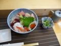 昼食・海鮮丼