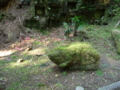 瑞巌寺の洞窟遺跡群2