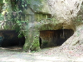 瑞巌寺の洞窟遺跡群3