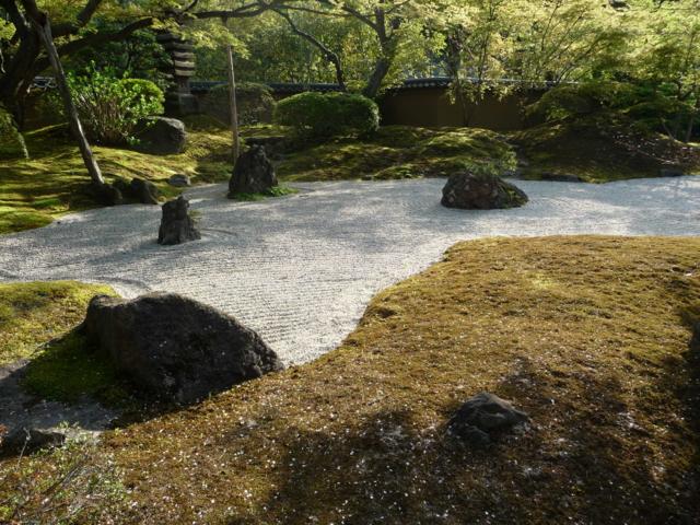 円通院・七福神庭園