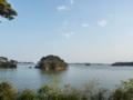 福浦島からみた松島湾1