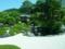 枯山水庭 右側