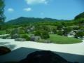 枯山水庭 中央