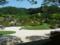 枯山水庭 外から見たところ