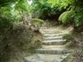 吉田郡山城への道