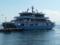 厳島の定期船(私鉄)